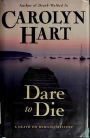 Cover of: Dare to die