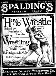 Cover of: How to wrestle