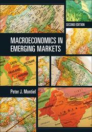 Cover of: MACROECONOMICS FOR EMERGING MARKETS