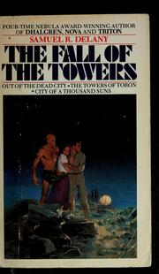 Cover of: The fall of the towers