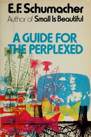 Cover of: A Guide for the Perplexed