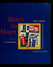 Cover of: Heart to heart