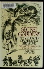 Cover of: Secret gardens