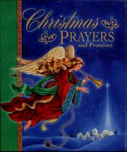 Cover of: Christmas prayers