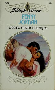 Cover of: Desire Never Changes