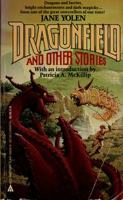 Cover of: Dragonfield and other stories