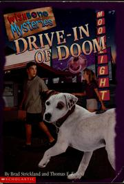 Cover of: Drive-in of doom