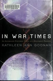 Cover of: In War Times