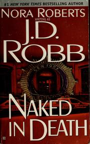 Cover of: Naked in death