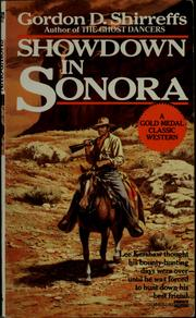 Cover of: Showdown in Sonora