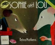 Cover of: Sophie and Lou