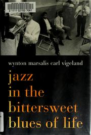 Cover of: Jazz in the bittersweet blues of life