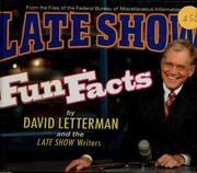 Cover of: Late Show fun facts