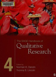 Cover of: The Sage Handbook of Qualitative Research