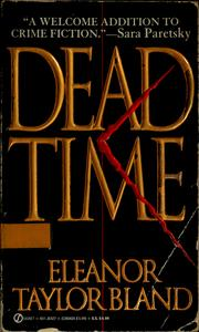 Cover of: Dead time