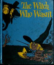 Cover of: The witch who wasn't
