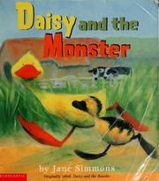 Cover of: Daisy and the Monster