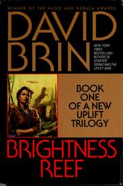 Cover of: Brightness reef: book one of a new uplift trilogy