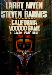 Cover of: The California voodoo game