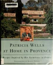 Cover of: Patricia Wells at home in Provence