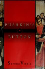 Cover of: Pushkin's button