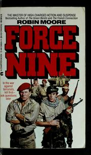 Cover of: Force Nine