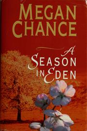 Cover of: A season in Eden