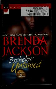 Cover of: Bachelor untamed