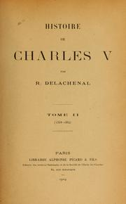 Cover of: Histoire de Charles