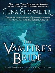 Cover of: The Vampire's Bride