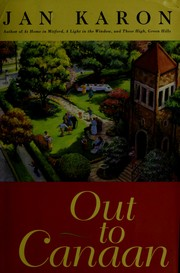 Cover of: Out to Canaan