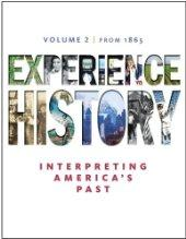 Cover of: Experience history