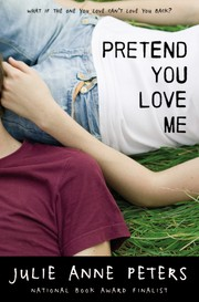 Cover of: Pretend you love me