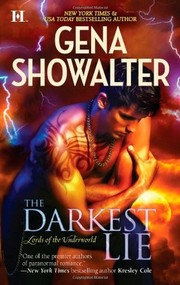 Cover of: The darkest lie