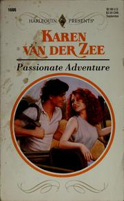 Cover of: Passionate Adventure