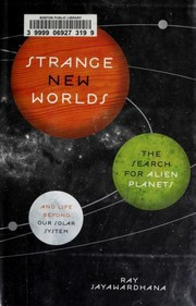 Cover of: Strange new worlds