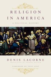 Cover of: Religion in America