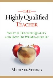 Cover of: The highly qualified teacher