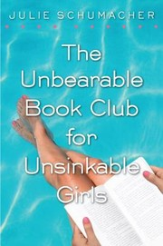 Cover of: The Unbearable Literary Society for Unsinkable Girls
