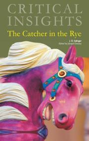 Cover of: The catcher in the rye, by J.D. Salinger