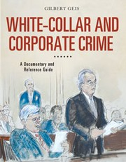 Cover of: White-collar and corporate crime