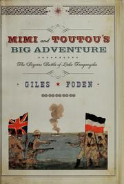 Cover of: Mimi and Toutou's big adventure