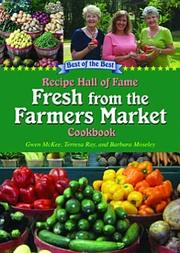 Cover of: Recipe hall of fame fresh from the farmers market cookbook