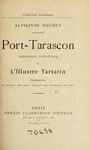Cover of: Port-Tarascon