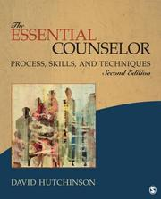 Cover of: The essential counselor