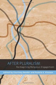 Cover of: After pluralism