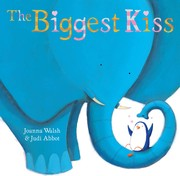 Cover of: The biggest kiss