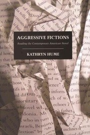 Cover of: Aggressive fictions