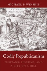 Cover of: Godly republicanism