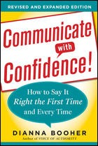Cover of: Communicate with confidence